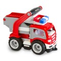 wader-quality-toys-lastwagen griptruck feuerwehr